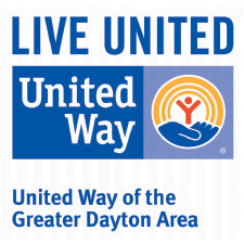 Live United United Way of the Greater Dayton Area logo